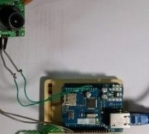 Arduino Ethernet Camera