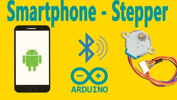 Arduino-How-to-Control-Stepper-Motor-Via-Bluetooth-with-Smartphone
