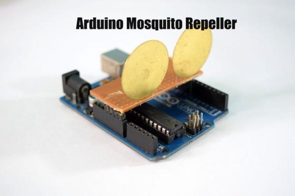 Arduino-Mosquito-Repeller