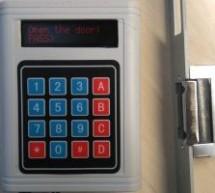 Arduino Password Unlock Door Security System