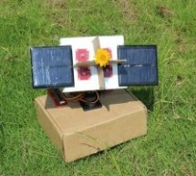Arduino Sunflower – an Electronic Sundancer