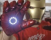 Bionic Iron Man Glove