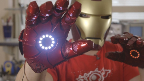 Bionic Iron Man Glove