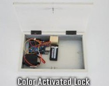 Color Recognition Lock