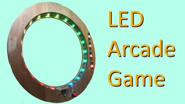 CycloneArduino-LED-Game
