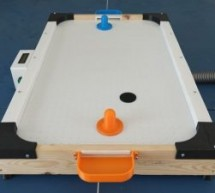 DIY Low Cost Air Hockey Table