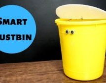 DIY Smart Dustbin With Arduino