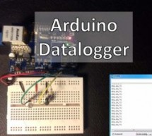 Datalogger With Temperature Sensor and Photoresistor