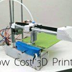 Edge 3D Printer 1.0 - an Affordable Open Source 3D Printer!