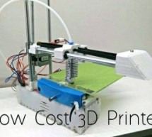 Edge 3D Printer 1.0 – an Affordable Open Source 3D Printer!