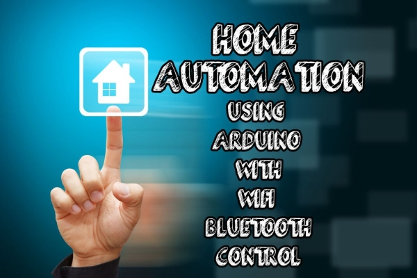Home-Automation-Using-Arduino-With-Wifi-Bluetooth-and-IR-Remote-Control