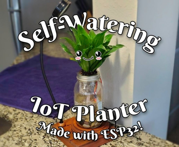 How-to-Make-a-Self-Watering-IoT-Planter-With-a-Mason-Jar-and-an-ESP32
