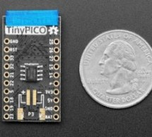 New TinyPICO ESP32 development board