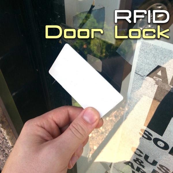 RFID-Door-Lock-With-Arduino