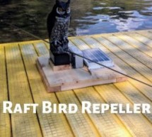 Raft Bird Repeller