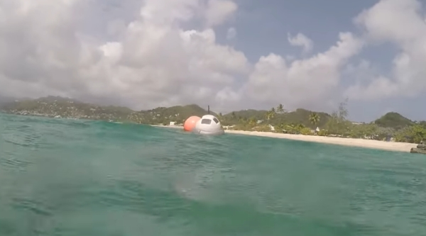 SMART BUOY RIDES THE CITIZEN SCIENCE WAVE