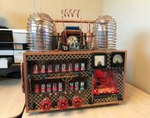 STEAMPUNK RADIO LOOKS THE BUSINESS