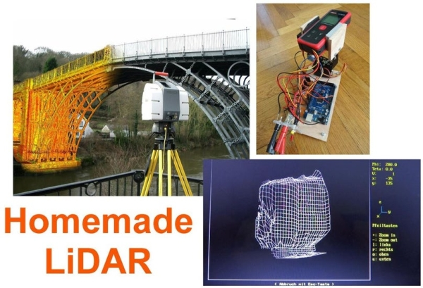 Simple-LiDAR-Using-the-Laser-Rangefinder-Uni-T-UT390b-Arduino-and-Turbo-Pascal