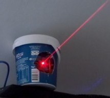 Smartphone Controlled Cat Laser