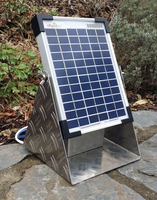 Solar Power Data Logger