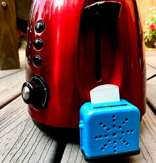 Toast-Talker