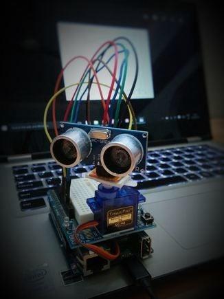 Ultrasonic-Mapmaker-Using-Arduino-and-MatLab