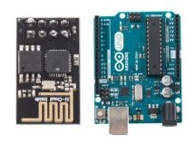 Using ESP-01 and Arduino UNO