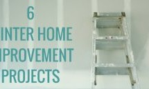 6 Home Improvement Projects for Winter