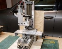 A DIY BENCH-SIZED MILLING MACHINE