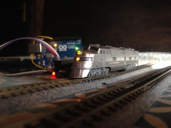 Automated-Point-to-Point-Model-Railroad-With-Yard-Siding