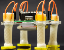 ELECTRICITY MAKES SOFT ROBOTICS MORE LIKE US MEATBAGS