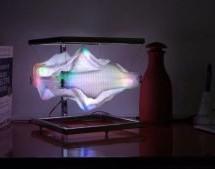 MT EVEREST LAMP RECREATES THE FAMOUS PEAK