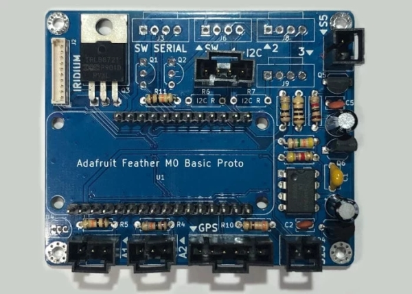 Arduino Lock Bar...sorta