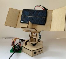 Building an Automatic Solar Tracker With Arduino Nano V2