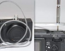 HOW TO CREATE A MECHANICAL SHUTTER RELEASE FOR YOUR DIGITAL POINT & SHOOT CAMERA