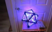 ICOSAHEDRON GLOWS WITH THE BEST OF THEM