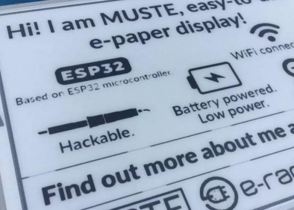 Inkplate-6-WiFI-enabled-e-paper-display