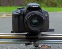 OBJECT TRACKING CAMERA SLIDER GETS THE NICE SHOTS