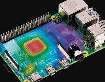 NOT-QUITE-SO-HOT STUFF: A THERMAL EXAM ON THE LATEST RASPBERRY PI