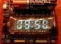 Vacuum Fluorescent Display Watch