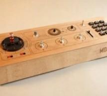 theMIDInator Arduino MIDI controller