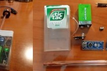 FEEL THE FORCE WITH A POCKET MAGNETOMETER