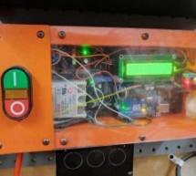 Autonomous Arduino air filtration system