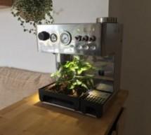 ESPRESSO MACHINE NOW POWERS PLANTS