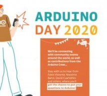 Arduino Day 2020 stream now available to watch