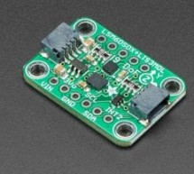 Arduino Precision 9 Degree of Freedom (9-DoF) sensor