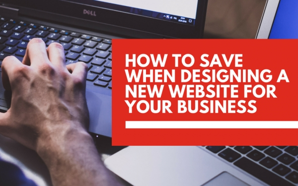 How to Save Money on Getting Your Business Website Started