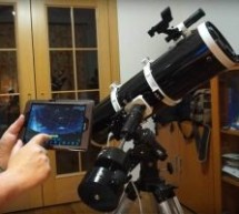 OPEN SOURCE TELESCOPE CONTROLLER PUTS SMART FEATURES IN OLD TELESCOPES
