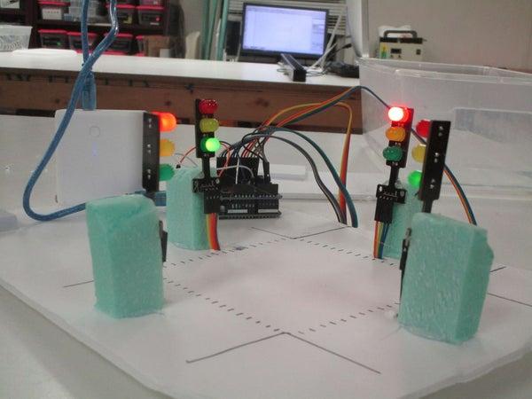 Wii Nunchuck as general purpose controller via Arduino board
