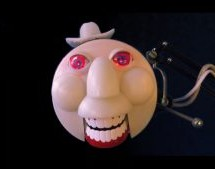 NIGHTMARE FUEL TELEPRESENCE 'BOT MAY BECOME YOUR LAST FRIEND
